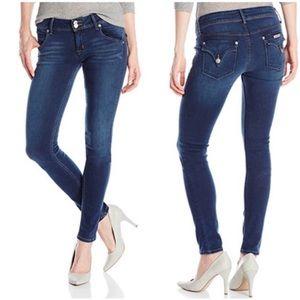 Hudson Collin Skinny Super Stretch Jeans